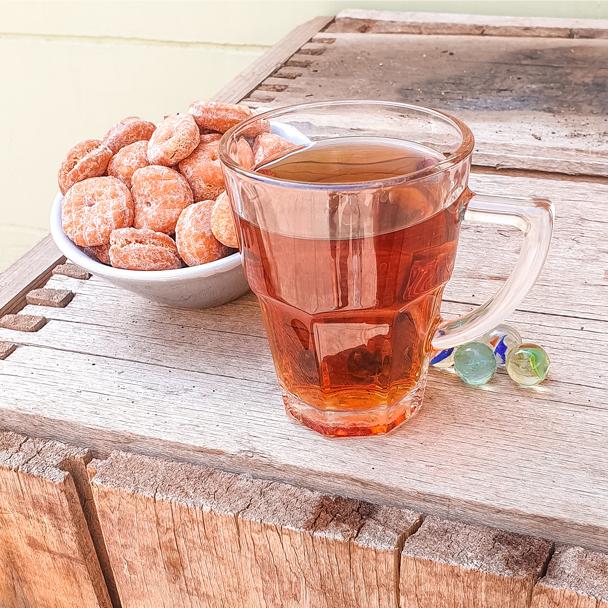 روش دم کردن چای